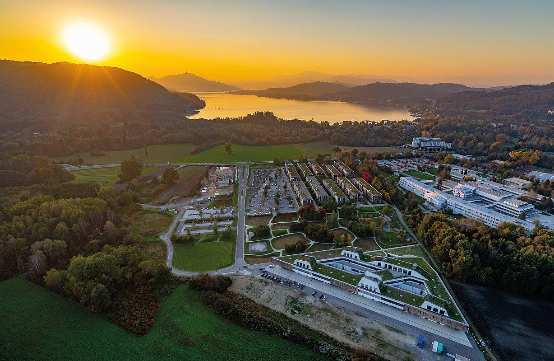 Kärntens Standortdatenbank für Industrieflächen und Gewerbeobjekte